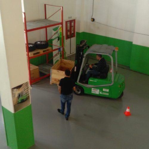movicar pratica su carrello elevatore