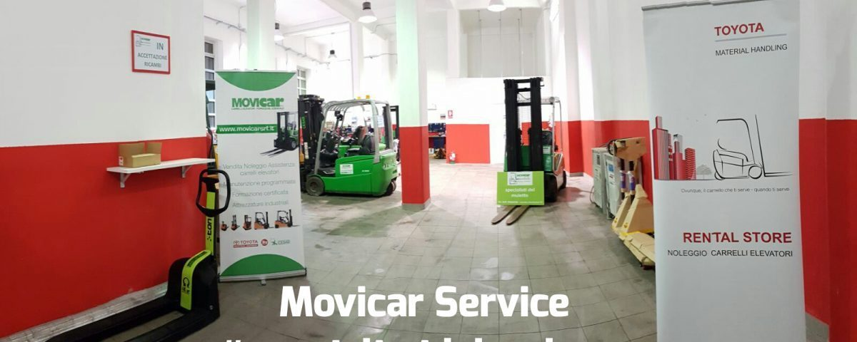 movicar carrelli elevatori assistenza